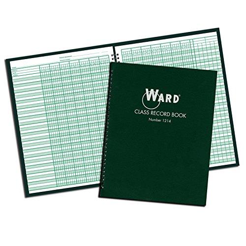 Hubbard WAR1214BN Class Record Book, 12 To 14 Week Period, MultiPk 4 Each
