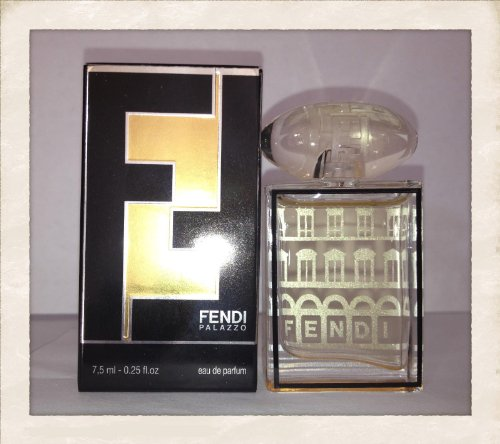 FENDI PALAZZO .25oz EDP SPLASH MINI PARFUM Fragrance Women DISCONTINUED RARE ()