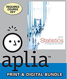 Statistics for management and economics gerald keller bundle statistics for management and economics loose leaf version 10th aplia fandeluxe Image collections