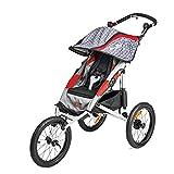 Allen Sports J1 Premier Aluminum 1-Child Jogger, Red