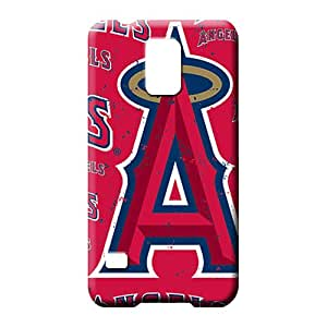 samsung galaxy s5 cases Hot Style New Arrival Wonderful phone back shell los angeles angels mlb baseball