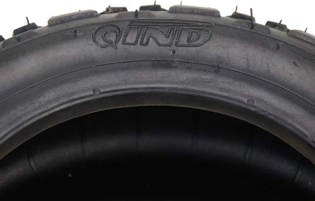 GOOFIT 10X4-6 pneus remplacement en caoutchouc de pneu pour mini scooter /électrique