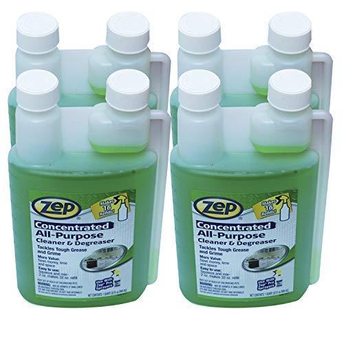 Zep 濃縮多目的クリーナー&脱脂剤 32 oz. グリーン B07HNQLNQ4  4