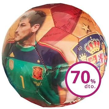 Balon Seleccion Española Iker Casillas: Amazon.es: Juguetes y juegos