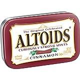 Altoids Cinnamon Mints Single Pack, 1.76 ounce