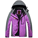 EkarLam Spring Fall Hooded Outdoor Hiking Climbing Rush Guard Pioneer Jacket