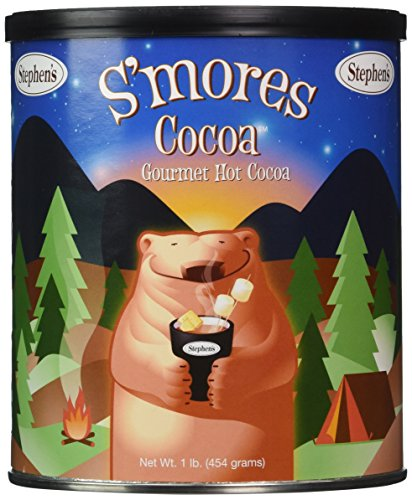 Smores Hot Cocoa made our list of cool gadgets for our 10 Campfire Smores Recipes Smore Variations That Will Make Your Mouth Water