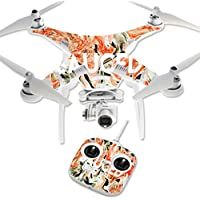Skin For DJI Phantom 3 Standard – Sauced | MightySkins Protective, Durable, and Unique Vinyl Decal wrap cover | Easy To Apply, Remove, and Change Styles | Made in the USA