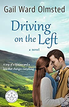 Driving on the Left by [Olmsted, Gail Ward]