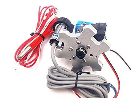 Amazon.com: HEASEN M4 Delta Kossel - Kit de extremo alto de ...