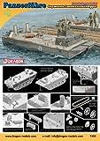 Dragon Models Panzerfahre Gepanzerte Landwasserschlepper Prototype Nr.II Tank Model Building Kit, 1:72 Scale