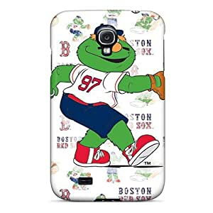 Case Cover Boston Red Sox/ Fashionable Case For Galaxy S4