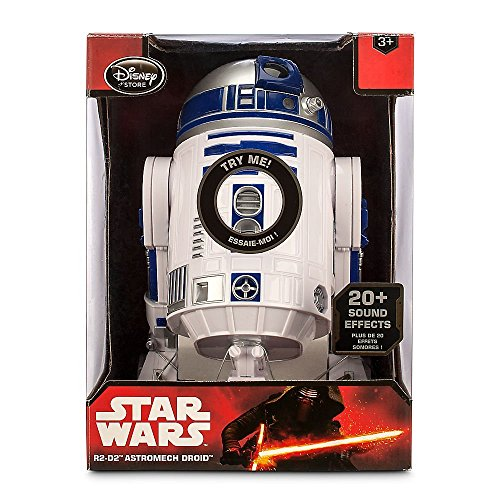 with R2-D2 Action Figures design