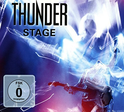 Blu-ray : THUNDER - Stage (live) (United Kingdom - Import)