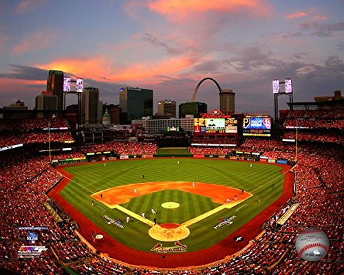 Busch Stadium St. Louis Cardinals 2013 World Series MLB Photo (Size: 8