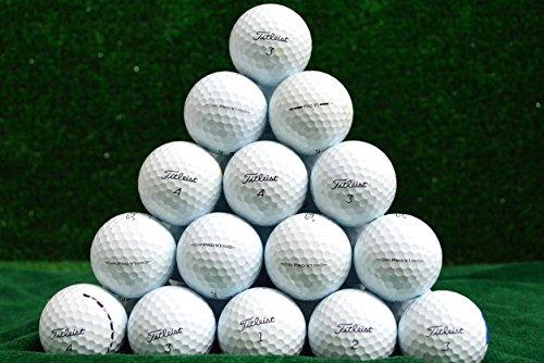 48 TITLEIST Pro V1 GOLF BALLS 4A GRADE ()