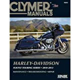 Clymer Repair Manuals for Harley-Davidson Electra-Glide Ultra Classic FLHTCU (ABS) 2010-2013