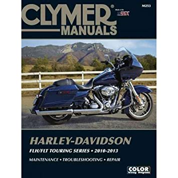 amazon com clymer repair manuals for harley davidson electra glide rh amazon com 2014 flhtk service manual pdf free 2013 flhtk service manual