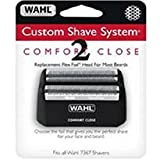 Wahl Foil Close Black, 3-Ounce