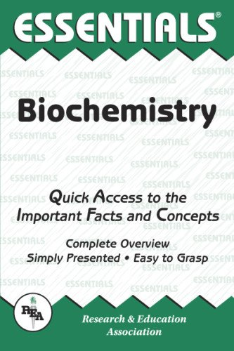 The Essentials of Biochemistry (Essentials)