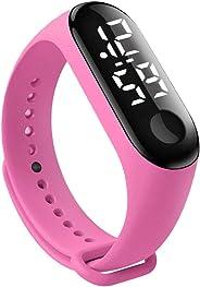 anglebless M3 Waterproof Sports Electronic Swimming Fashion Wild Watches Men and Women Led Personality Waterproof Watch