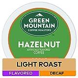 Green Mountain Coffee Roasters Hazelnut, Single Serve Coffee K-Cup Pod, Decaf, 72