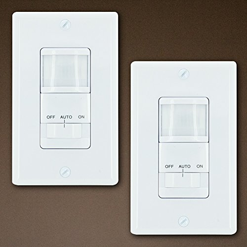 GE 2 Pack Motion Sensor Switch