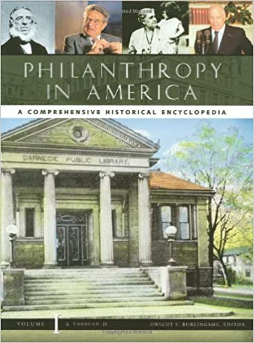 Philanthropy in america a comprehensive historical encyclopedia philanthropy in america a comprehensive historical encyclopedia 3 vol set fandeluxe Choice Image