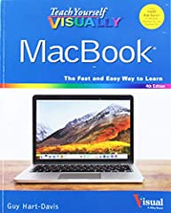 The visual learner's ultimate guide to the MacBook and macOS High Sierra Teach Yourself VISUALLY MacBook is your ultimate guide to getting up and running quickly with your new MacBook, MacBook Pro, or MacBook Air! Whether you're new to comput...