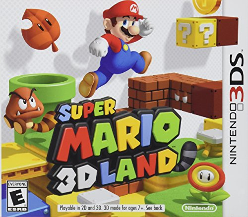 Super Mario 3D Land Video Game for Nintendo 3ds - 1