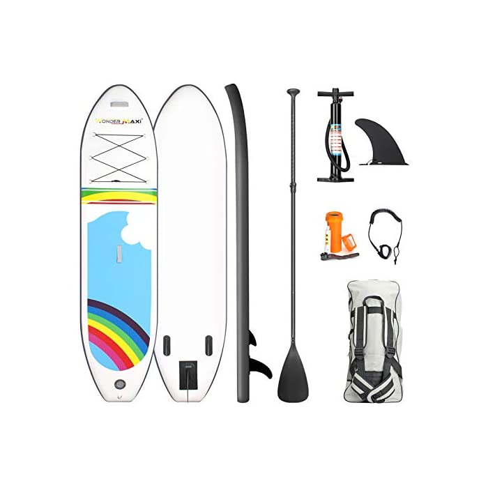 Wonder Maxi Inflatable Stand Up Paddle Board