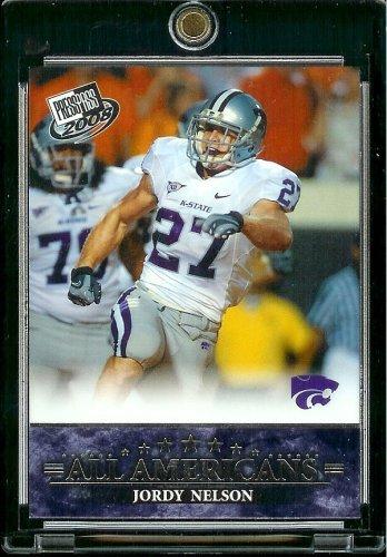 2008 Press Pass NFL Card Football Rookie Card #82 Jordy Nelson