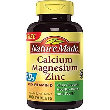 magnesium zink tabletter