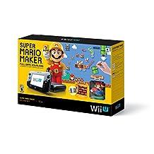 Nintendo Super Mario Maker Deluxe Bundle w/ amiibo + Art Book - Wii Super Mario Maker Deluxe Bundle Edition