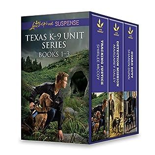 book cover of Texas K-9 Unit Books 1-3