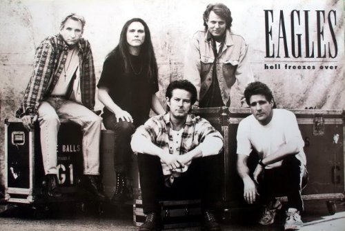 The EAGLES Wall Decoration Poster #002 for sale  Delivered anywhere in USA