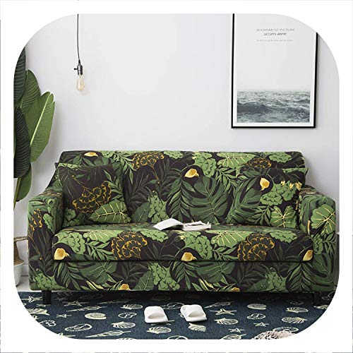 New face Gray Sofa Cover Stretch Furniture Covers Elastic Sofa Covers for Living Room Slipcover Sofa seat Cover Spandex Couch 1-4 Seater,Color 11,Cushion Cover 2 Pcs