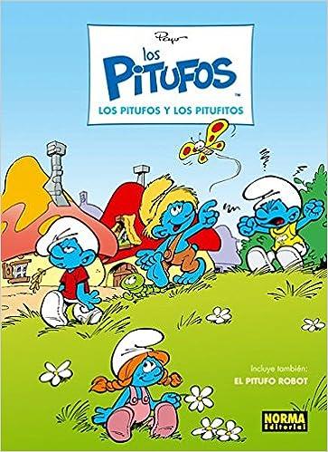 Los Pitufos 14. Los Pitufos y los Pitufitos INFANTIL Y JUVENIL - 9788467913941: Amazon.es: Peyo e Y. Delporte: Libros
