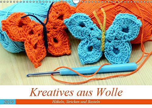 Amazonfr Kreatives Aus Wolle Häkeln Stricken Und Basteln