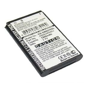 Bluetrade BT-BAT-SMB270SL - Batería de alto rendimiento para Samsung SBL2700 (1200 mAh)
