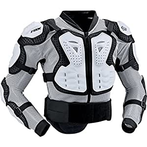FOX TITAN SPORT JACKET WHITE SM