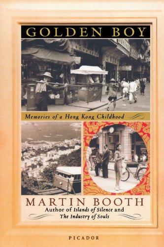 Golden Boy: Memories of a Hong Kong - Kong In Stores Hong