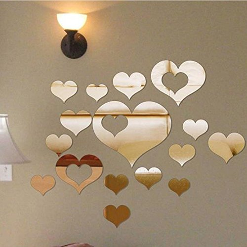 coffled-colorful-and-diverse-acrylic-heart-wall-decalssuper-beautiful-bright-wall-stickers-for-child