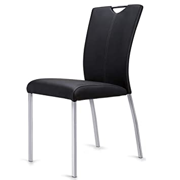 Stupendous Kai Le Chair Small Seat Modern Minimalist Leather Chair Andrewgaddart Wooden Chair Designs For Living Room Andrewgaddartcom