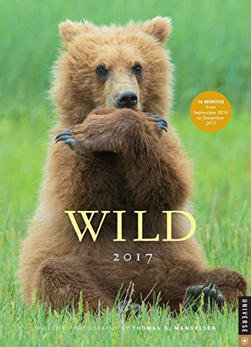 Wild 2016-2017 Engagement Calendar: Wildlife Photography for sale  Delivered anywhere in USA