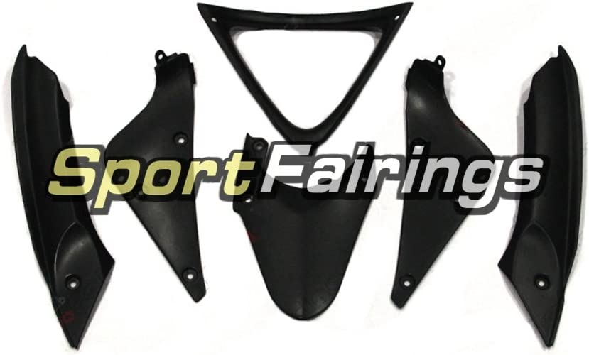 Sportfairings Fairing Kits For Triumph Daytona 675 2006 2007 2008 ABS Injection Motorcycle Plastic Bodywork Gloss Black Gold Decals