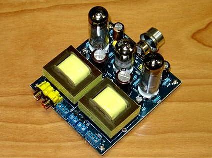 Amazon com: DIY Amplifier Kit - Amplifier - Douk Audio 6P14
