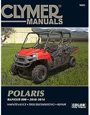 Clymer Polaris Ranger 800, 2010-2014: Maintenance, Troubleshooting, Repair