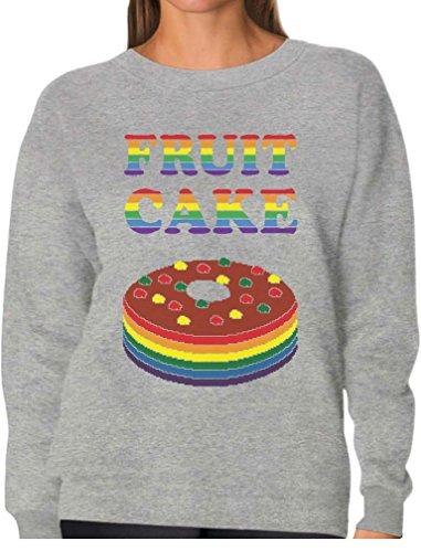 fruit cake ugly christmas sweater - 8