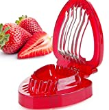 Strawberry Slicer Kitchens Cooking Gadgets Accessories Supplies Fruit Carving Tools